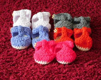 Baby Booties 0-3 months
