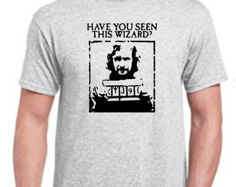 Harry Potter: Have You Seen This Wizard? Tee shirt