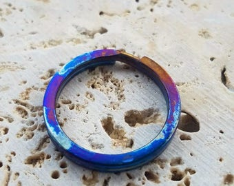 TiSurvival Titanium Split Rings