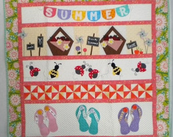 Summer Wall Hanging