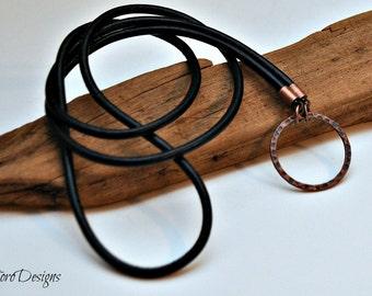 Glasses Lanyard, Eyeglass Loop, Eyeglass Holder, Lanyard, Eyeglass Necklace, Eyeglass Chain, Copper Glasses Necklace, Accessory, For Her,