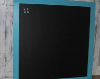 Framed Magnetic ChalkBoard, Magnetic Chalkboard, Custom Chalkboard, Framed Chalkboard, Magnetic Board, Magnet Board, Framed Chalk Board