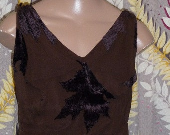 1930's Party Dress