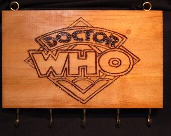 Dr Who Key Hook