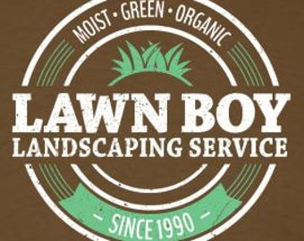 Phish Lawn Boy Landscaping Lot Shirt | Men's