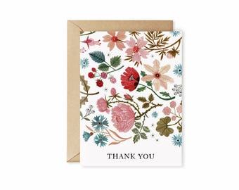 Sunny Meadow THANK YOU card