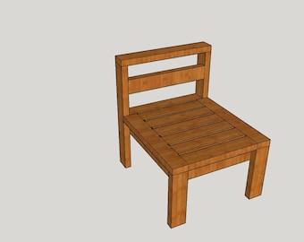 Mod Single Chair