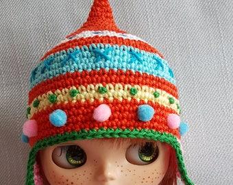 Blythe Hat Vintage Fun