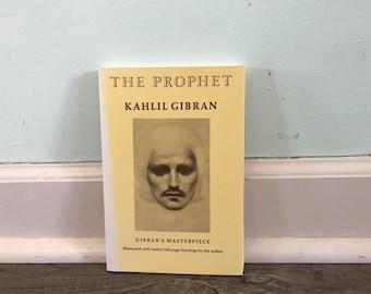 """Kahlil Gibran """"The Prophet"""" paperback book"""