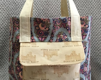 Lady Edith Tote Bag
