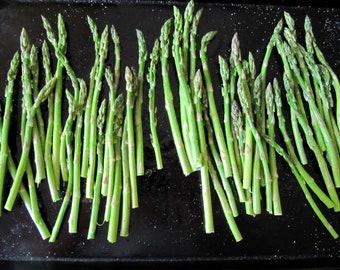 Asparagus - Fine Art Print - Food Photography - Home Decor - Minimal Art - Kitchen Art - Photograph - Photo - Gift - Still Life - Renfro