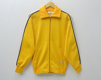 vtg 80's to 90's Nordica Artsy color block jacket. Large im14pH