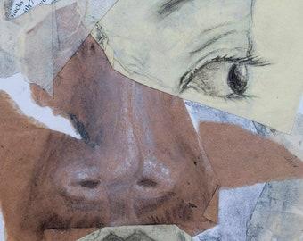 Pieces - Giclée Print