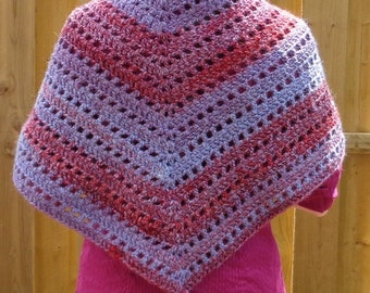 Top Down Triangle Scarf/Shawl