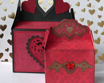 Cut files for Heart Treat Boxes