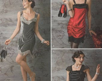 Free Us Ship Simplicity 1247 Sewing Pattern  MIss Adult Sexy Slip Lingerie Dress Costume Size 6/12 14/22 Bust 30 32 34 36 38 40 42 44 New