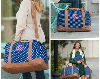 Charlie Dot Collection Weekender