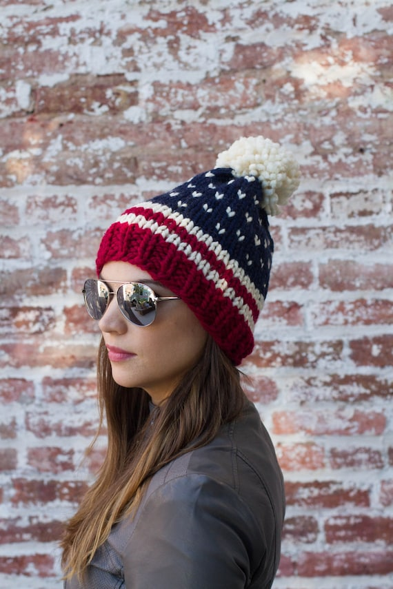 British Flag Knit Hat Meaning