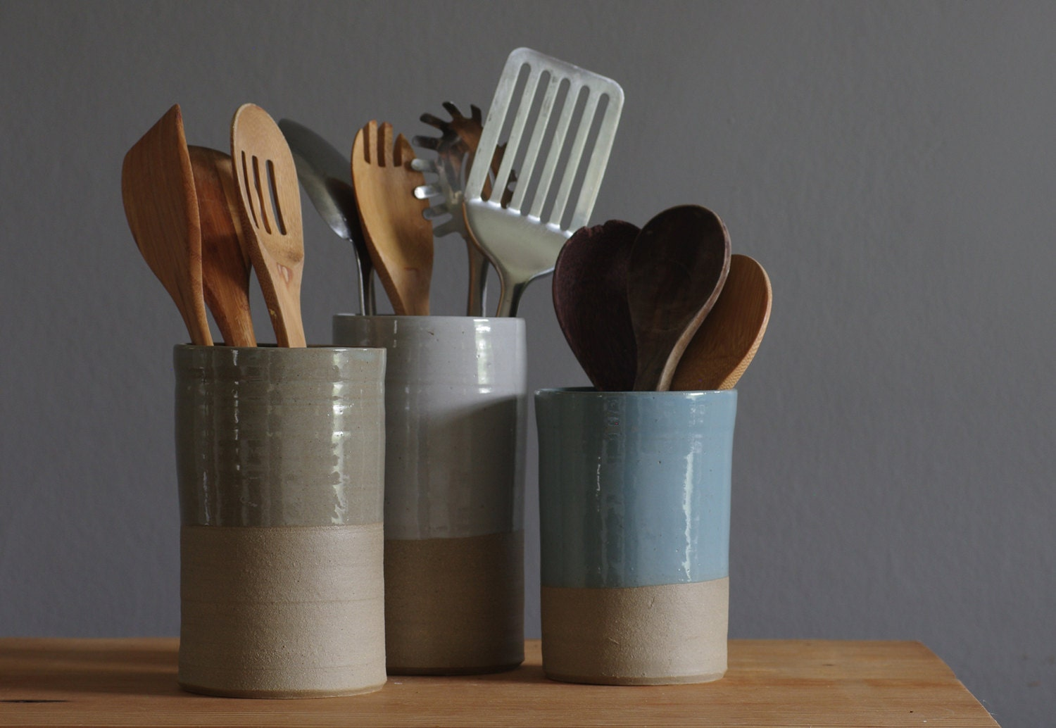 One utensil holder or vase in your choice of clay and glaze zoom reviewsmspy