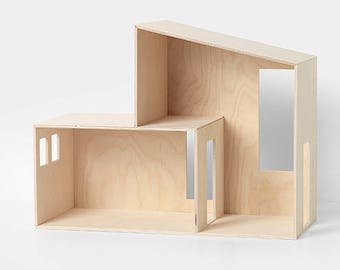 Funkis Storage Doll House - Small