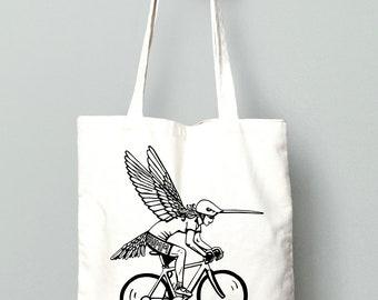 Humm Women's Cycling Tote Bag
