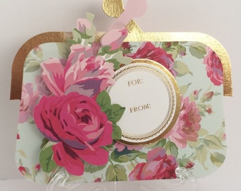 Gift Card Holder - Coin Purse Style