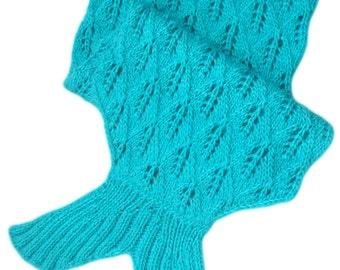 Knitting pattern mermaid Meramid tail pattern Mermaid tail blanket pattern Mermaid tail blanket knitting pattern Adult mermaid tail pattern