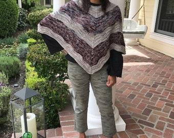 Women's Poncho / Wrap / Poncho Sweater / Shawl