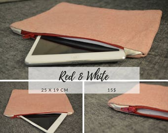 Ipad - red eReader cover