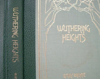 Wuthering Heights by Emily Bronte: Reader's Digest The World's Best Reading Edition, 1983