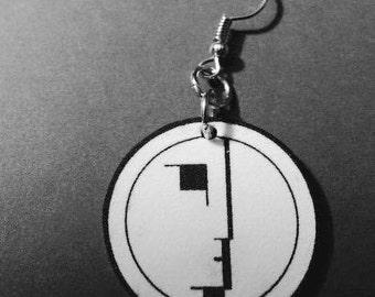 Earring Bauhaus peter murphy goth post punk deathrock