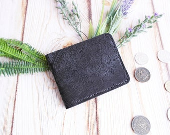 Leather Billfold, Leather wallet, Billfold wallet, leather bifold wallet, mens leather wallet