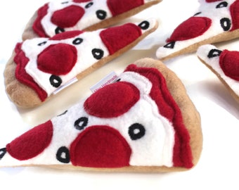 Cat Toys | Extra Crispy Catnip Pizza | Catnip Toy | Catnip Pizza | Cat Pizza Toy | Gift for Pet Lover | Cat Gift | Cat Lady Gift | Cat Pizza