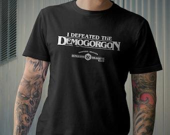 Stranger Things Inspired Tshirt Demogorgon Dungeons & Dragons