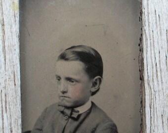 GEM Tintype - Little Boy, Alexander