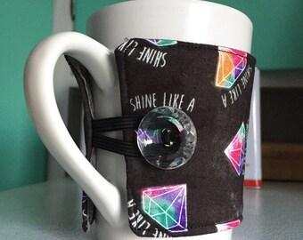 Shine Bright - Cup Cozie
