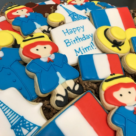 Madeline Cookies