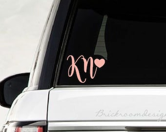 Car Decal Etsy - Modern car decal sticker girl
