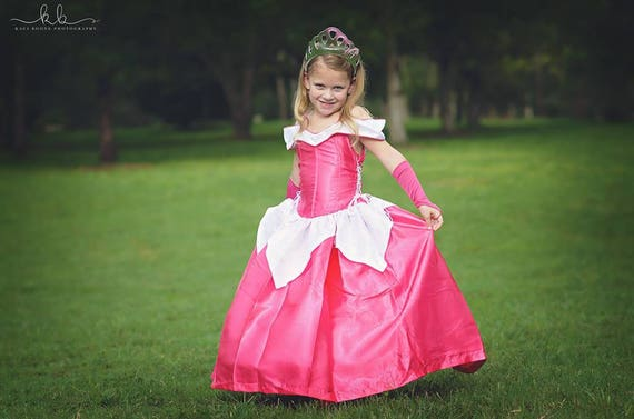Sleeping Beauty Dress / Inspired Disney Princess Dress Aurora