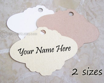 36•CARLA•Hang Tags•Necklace Tags•Favor Tags•Price Tags•Hat Tags•Purses Tags•Gift Tags•Clothing Tags