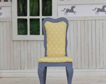 1:12 Dollhouse Chair