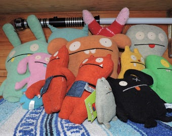 ready made ugly doll collection!
