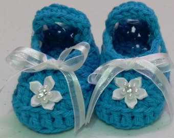 Baby Booties Size 0-3 Months