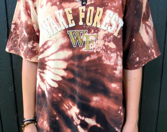 College Tee (Wake Forest University)