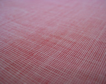 SHIRTING - Red and White