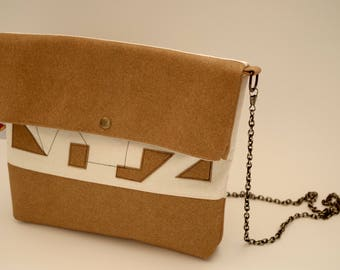 womens gift, Foldover Clutch, Evening bag, clutch bag, handbag, Wedding Clutch Purse, Fold Over Bag