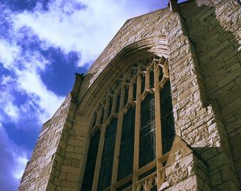 Gary Methodist Church, Wheaton, IL, October 2017