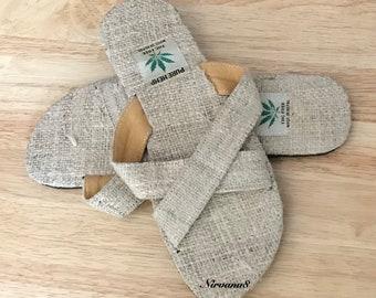 Pure Hemp Sandal