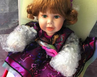 Marie Osmond Boo Who Tiny Tot Doll