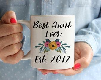 Aunt Mug, Auntie Mug, BAE Best Aunt Ever Mug, Best Auntie Ever Mug, Aunt Coffee Mug, Aunt Cup, Gifts for Aunts, Gift for Auntie, Aunt Gift,